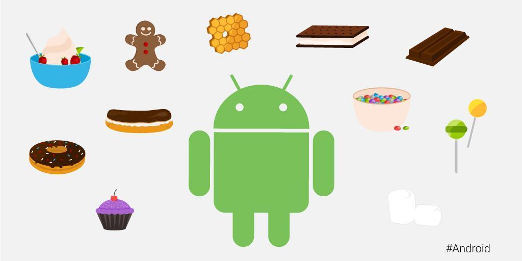 Android开�项目排行榜